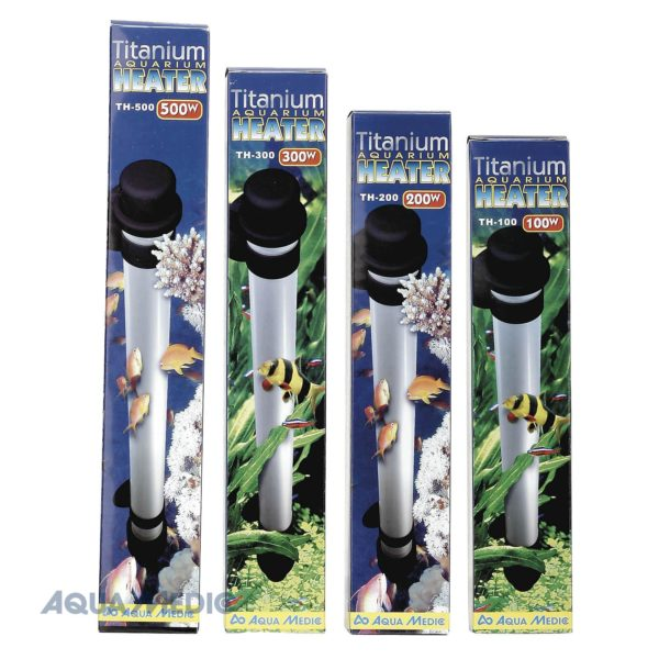 Titanium Heater 200 W