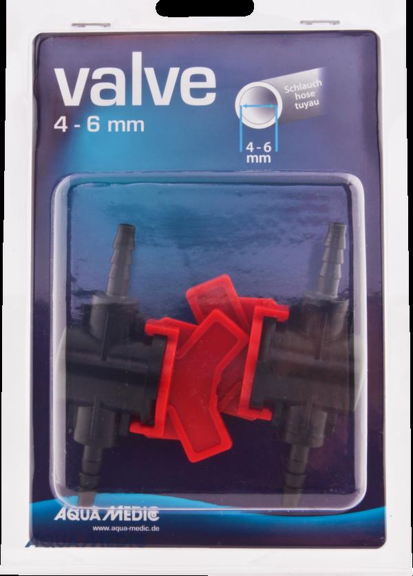valve 4 – 6 mm