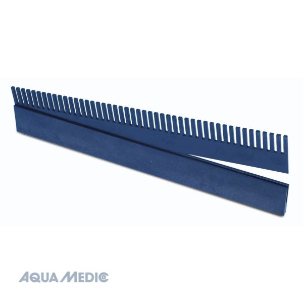 Overflow comb with holder 32 cm