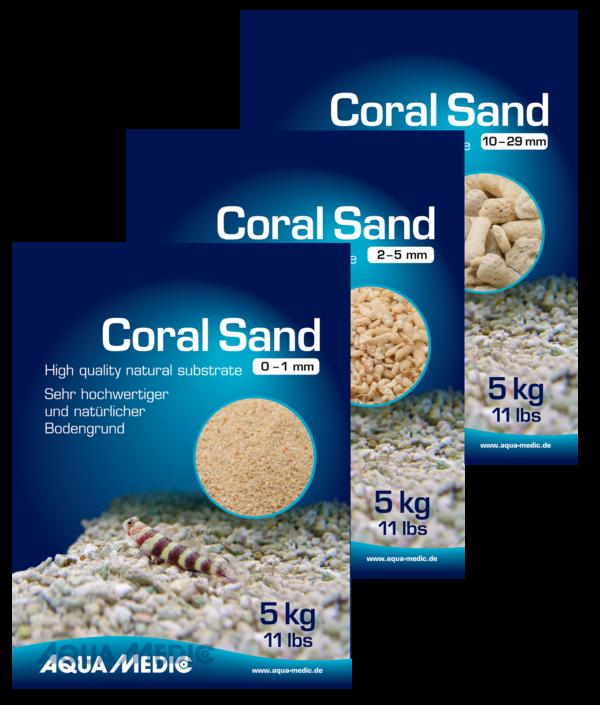 Aqua Medic Coral Sand 0 – 1 mm 5 kg