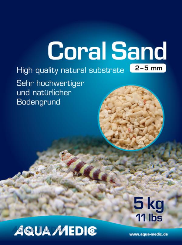 Aqua Medic Coral Sand 2 – 5 mm 5 kg