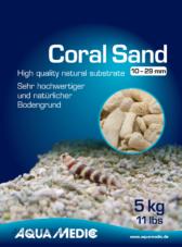 Aqua Medic Coral Sand 10 – 29 mm 5 kg