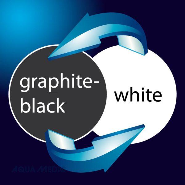 Xenia 100 graphite-black