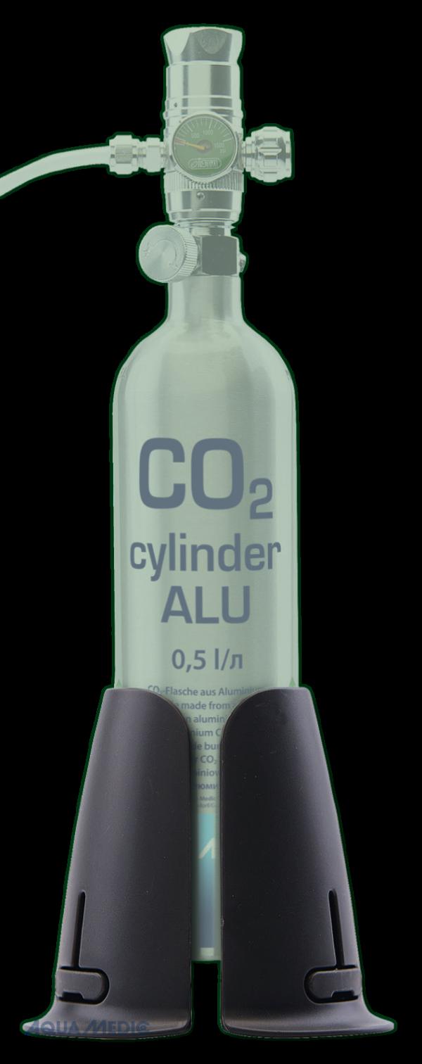C02 cylinder base