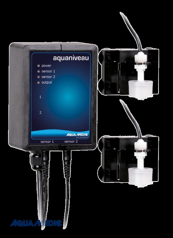 aquaniveau with 2 switch sensors