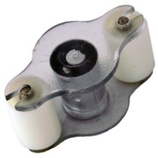 Drive wheel with rollers for dosing pump SP3000