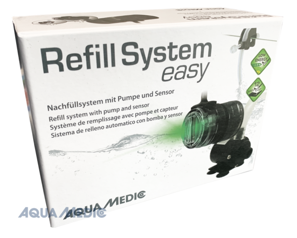 Miniature Compact Refill System Easy
