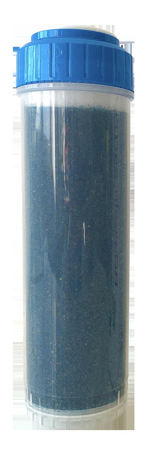 RO DI Resin Cartridge Colour Changing
