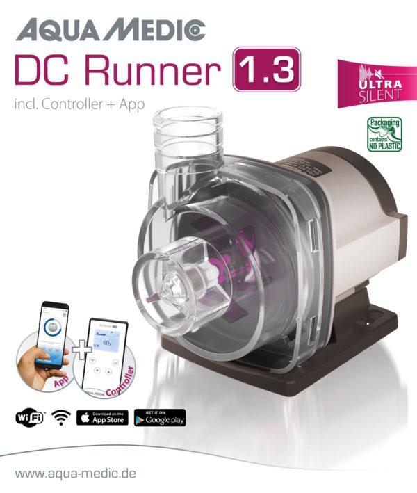 DC Runner 1.3 – 24 V Up To 1200 L/H New 2021 Version