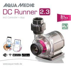 DC Runner 2.3 -24 V Up To 2000 L/H New 2021 Version