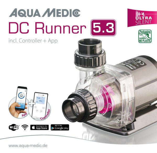 DC Runner 5.3 – 24 V Up To 5000 L/H New 2021 Version