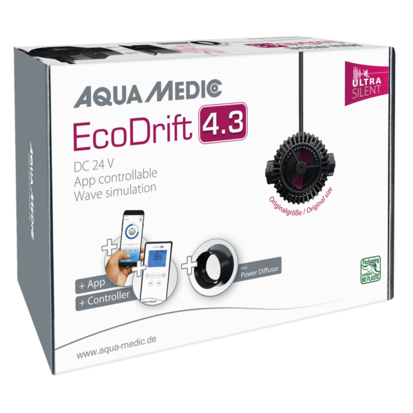 EcoDrift 4.3 Up to 4,000 l/h Current/Wave New 2021 Version