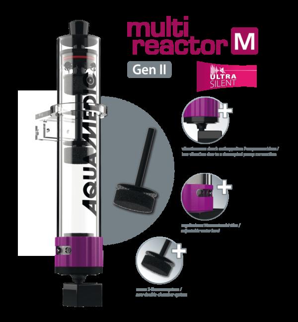 Multi Reactor Medium GEN II – 12 V